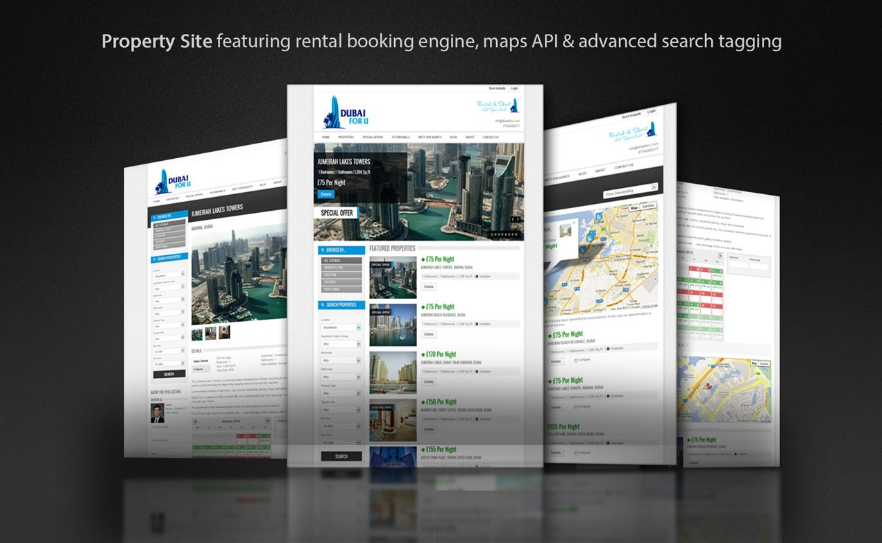 Property Marketplace- Web Development