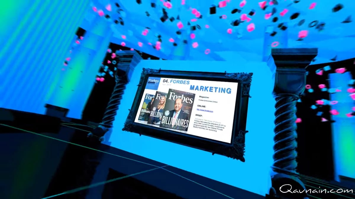 3D Video Showreel – Marketing